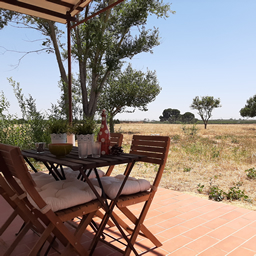 rustiek bed breakfast studio maria sevilla andalusie